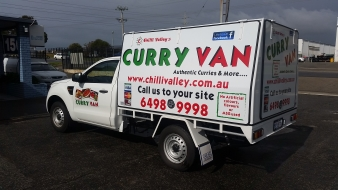 Products & Roscos Trade Mate u2013 built canopies for utes